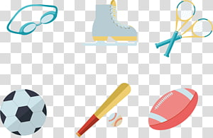Sport, sports equipment PNG clipart