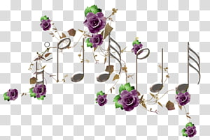 Violin Musical Instruments Musical note Guitar, skull and roses PNG