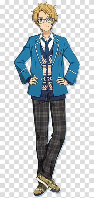 Ensemble Stars Game Happy Elements Holdings Limited School uniform Anime, stage musical elements PNG
