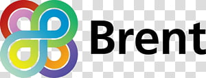 black Brent logo, London Borough Of Brent PNG