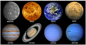 Solar System Terrestrial planet Pluto Origin of water on Earth, Planets PNG clipart