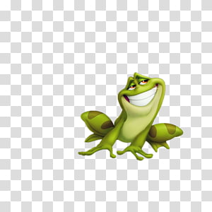 Tiana Prince Naveen The Frog Prince Ariel Belle, frog PNG clipart