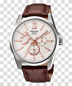 Casio Edifice Watch Clock Seiko, Casio Edifice PNG