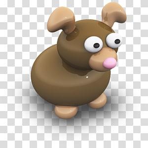brown dog illustration, carnivoran, DogPorcelaine PNG
