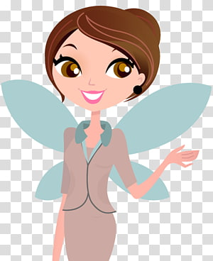 Cartoon , fairy magic PNG clipart