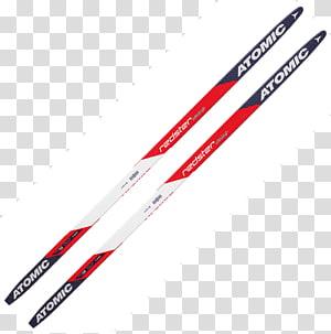 Ski Poles Atomic Skis Langlaufski Cross-country skiing, skiing PNG clipart