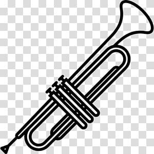 Trumpet Wind instrument Musical Instruments, Trumpet PNG