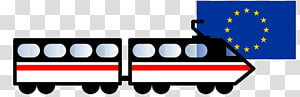 Rail transport Train Tram Rapid transit, train PNG clipart