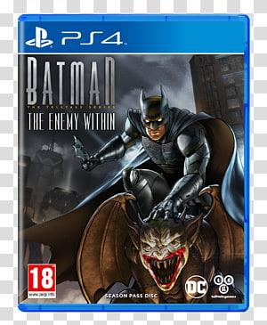 Batman: The Telltale Series Batman: The Enemy Within The Walking Dead Guardians of the Galaxy: The Telltale Series, batman PNG clipart