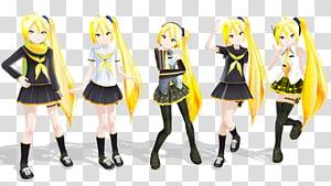 Vocaloid MikuMikuDance Hatsune Miku: Project Mirai DX Kagamine Rin/Len, akita PNG
