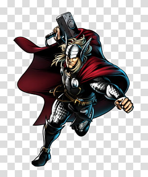 Thor Jane Foster Marvel: Avengers Alliance , Capcom PNG clipart