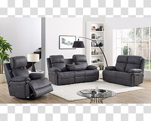 Recliner Living room Couch Furniture Chair, living room furniture PNG