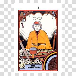 Aquarian tarot deck Aquarius Playing card The Magician, traditional virtues PNG clipart