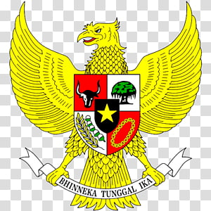 National emblem of Indonesia Coat of arms Flag of Indonesia Garuda Indonesia, others PNG clipart