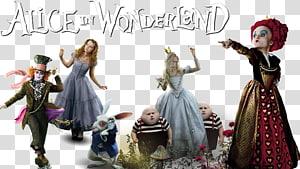 Alice in Wonderland illustration, Alice's Adventures in Wonderland White Rabbit Cheshire Cat Alice in Wonderland, alice in wonderland PNG clipart