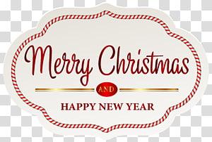 Merry Christmas greetings , Christmas Label Paper Gift , Merry Christmas Label PNG