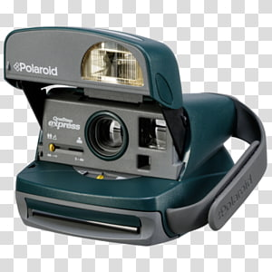Instant camera Impossible Polaroid 600 Digital Cameras Canon, Camera PNG clipart