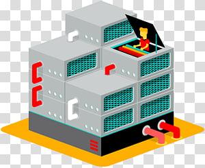 Virtual private server Web hosting service Dedicated hosting service Computer Servers, world wide web PNG