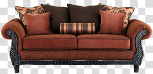 Couch Chair Sofa bed Furniture, Old Couch PNG