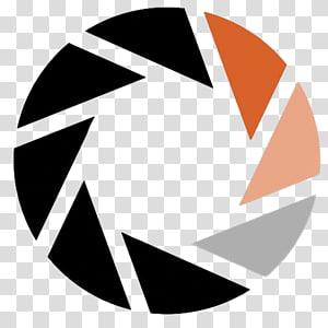 Aperture Laboratories Portal Science Half-Life, Drag And Drop PNG