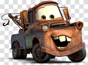 Mater Lightning McQueen Cars Pixar, Cars mcqueen PNG clipart