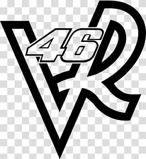 46 VR logo, T-shirt Grand Prix motorcycle racing Sky Racing Team by VR46 Movistar Yamaha MotoGP Logo, the doctor PNG clipart