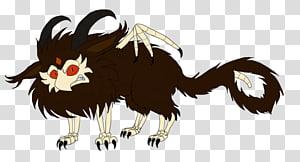 Canidae Horse Cat Dog Demon, horse PNG