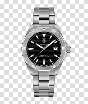 Chronograph TAG Heuer Aquaracer Watch Jewellery, watch PNG