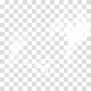 White ink hot air smoke material PNG clipart