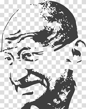 Mahatma Gandhi Series The wisdom of Gandhi Indian independence movement , mahatma gandhi death PNG