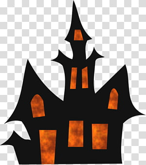 Haunted house Ghost , house PNG clipart