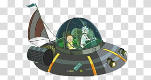 Rick Sanchez Morty Smith Spacecraft Adult Swim, others PNG