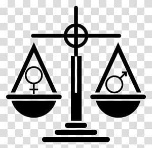 Gender symbol Gender equality Gender inequality, symbol PNG clipart