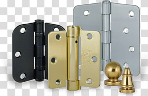 Hinge Lock Door furniture Builders hardware, Hardware Accessory PNG clipart