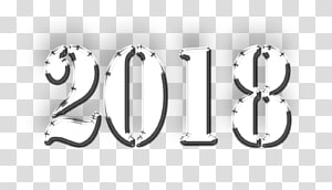 Desktop New Year\'s Day, 2018 happy new year PNG clipart