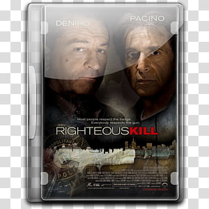 electronic device technology film, Righteous Kill PNG