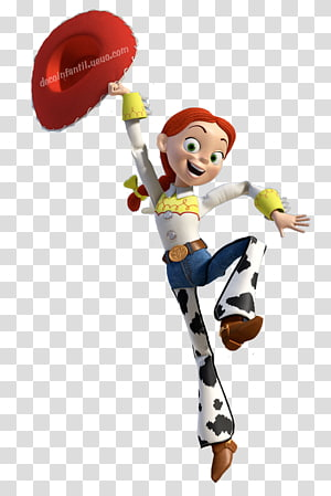 Ms Woody Toy Story, Toy Story 2: Buzz Lightyear to the Rescue Jessie Sheriff Woody, toy story PNG clipart