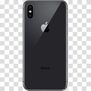 Apple iPhone 8 Plus iPhone X space grey, apple PNG