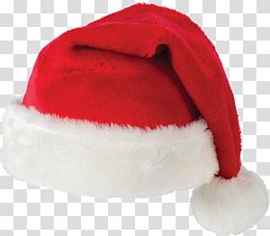 Santa Claus Santa suit Hat Christmas Cap, santa claus hat PNG
