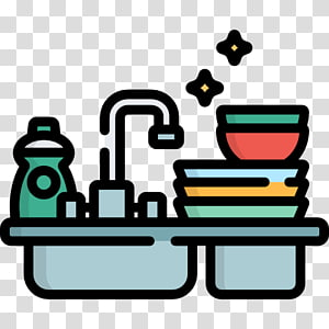 Kitchen Sink Computer Icons Tap Cleaning, sink Top PNG