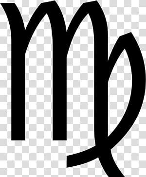 Virgo Astrological sign Zodiac Ascendant Astrological symbols, Astrological sign PNG clipart