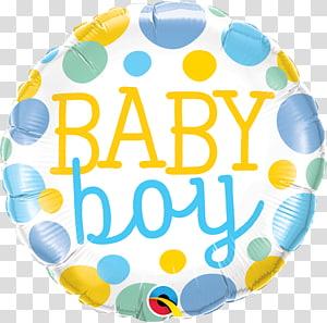 Balloon Baby shower Gift Birthday Boy, balloon PNG clipart