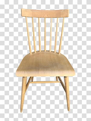 Chair Table Spindle Furniture Wood, chair PNG