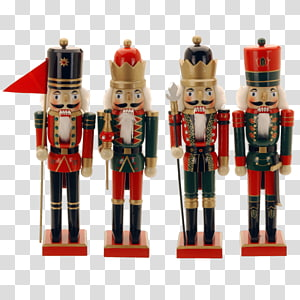 Nutcracker Christmas Tree Clipart.Decorative Nutcracker Christmas Ornament Figurine Christmas