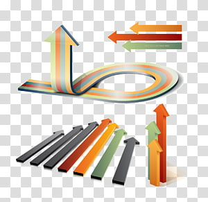 Arrow Euclidean , Curved arrows ppt chart PNG clipart