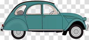 Citroën 2CV Car Volkswagen Beetle Citroën DS, citroen PNG