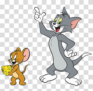 Tom and Jerry PNG clipart