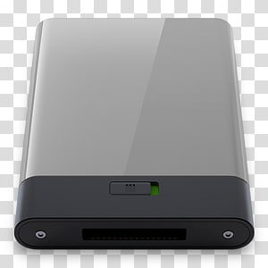 rectangular black and grey electronic device, electronics accessory electronic device gadget multimedia, Grey PNG clipart