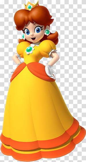 Princess Daisy Super Mario Bros. Princess Peach, mario PNG
