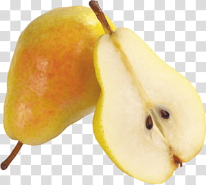 Asian pear Fruit, Pear PNG